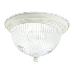 Sea Gull Lighting - Sea Gull Lighting 7525 Two Light Ceiling Fixture - Two Light Ceiling FixtureNo other company can match Sea Gull Lighting's record for producing decorative and functional lighting and ceiling fan products that influence the marketplace. Their brands are asked for by name, known for their quality and trusted by professional electricians, homebuilders, architects, specifiers and consumers to be the best.