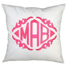 Contemporary Decorative Pillows by Zhush LLC