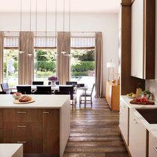 Contemporary Kitchen by Steven Volpe Design | AD DesignFile - Home Decorating Ph