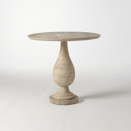 traditional bar tables by West Elm