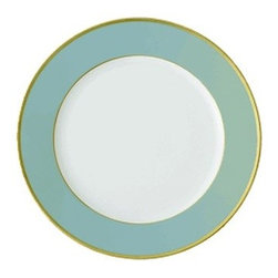 Robert Haviland - Robert Haviland Arc En Ciel Mint 5 Piece Place Setting - Robert Haviland Arc En Ciel Mint 5 Piece Place Setting