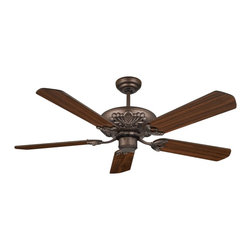 """Cocoweb - Croatan 52"""" Ceiling Fan, Red Brick, 52, Croatan - If youre looking for a way to cool down, add style to your room, and save energy; you need not look any further because our ceiling fans are a great way to cover all of your needs. Our ceiling fans were designed to appeal to a variety of styles ranging from modern to traditional. All of our ceiling fans were designed and manufactured with the utmost quality and precision. Accent your decor while featuring our ceiling fans as your new centerpiece."""
