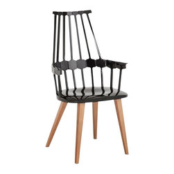 Kartell - Comback 5954-56 Chair - Comback 5954-56 Chair