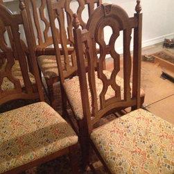 Custom Upholstered Furniture - Teena