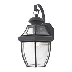 Quoizel - Quoizel QF1655 1 Light Outdoor Wall Sconce - Features: