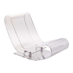 Kartell - LCP Lounge Chair - LCP Lounge Chair