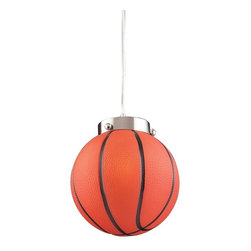 Elk Lighting - Basketball Suspension Light - Basketball Suspension Light