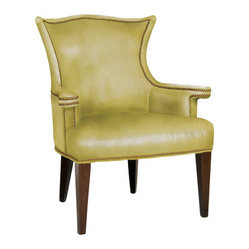 Hamilton Leather Armchair