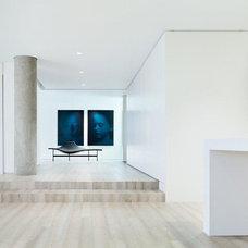 Contemporary Hardwood Flooring by Amber Flooring