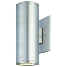 Contemporary Outdoor Wall Lights And Sconces by Lightology