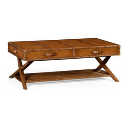 Jonathan Charles - New Jonathan Charles Coffee Table Travel - Product Details