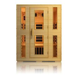 JNH Lifestyles - JNH Lifestyles Joyous 3 Person Far-Infrared Sauna - Product Description