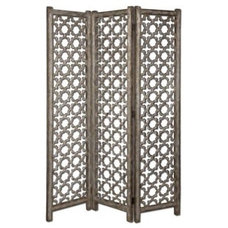 Mediterranean Screens And Wall Dividers by Lulu & Georgia