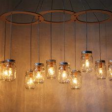 Eclectic Chandeliers Lighting
