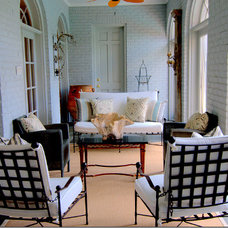 Traditional Patio by L. Pearson Designs