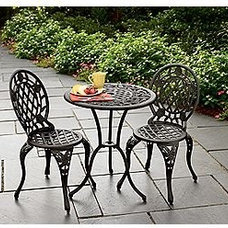 Traditional Outdoor Pub And Bistro Sets by Kmart