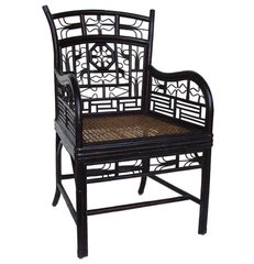 asian armchairs by Cottage & Bungalow
