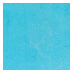 """Knobco - Tiles 4X4""""Inch, Turquoise 2 - Turquoise Color Plan Tile from Jaipur, India. Unique, hand painted tiles for your kitchen or other  tiling project. Tile is 4x4"""" in size."""