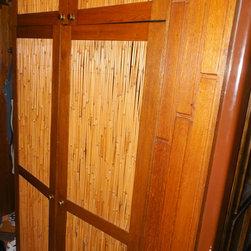 Cabinet doors -