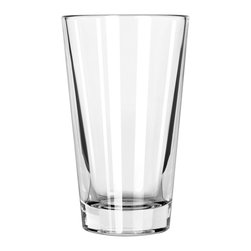 Challenger - Challenger 14-oz Mixing Glasses (Pack of 12) - Prepare your cocktails or serve draft beer in style with this elegant mixing glass. These dishwasher-safe 14-ounce glasses come in a 12-piece packing,and are perfect for restaurants and bars as well as for a get-together around your house.