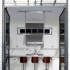 Contemporary Kitchen Katz/Northworks Architects