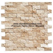 Fireplaces by Stone Tile Mosaics