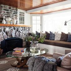 living rooms - David Hicks Groundworks La Fiorentina Celerie Kemble Bleeker Bear