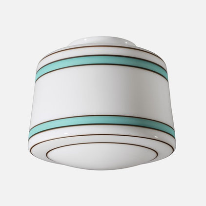 Contemporary Lamp Shades by Schoolhouse Electric