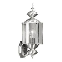Livex Lighting - Livex Lighting LVX-2006-91 Outdoor Wall Lantern - Livex Lighting LVX-2006-91 Outdoor Wall Lantern