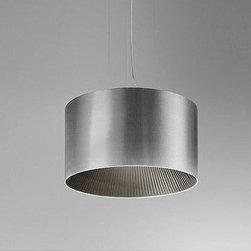 ALUMAX PENDANT LIGHT BY AXO LIGHT - Alumax pendant light by Axo Light features an Alutex
