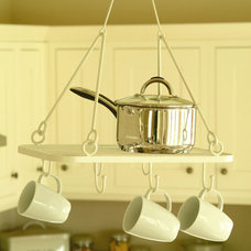 Traditional Pot Racks by Garden Trading