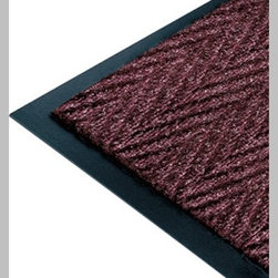 Apache Chevron Rib Commercial Mat - Dark Brown - About buyMATSOffering the widest array of mats in the world, buyMATS guarantees satisfaction. Whether you're looking for yoga mats, pilates mats, exercise mats, entry mats, door mats, play mats, industrial mats, and anti-fatigue mats, buyMATS has the most and the best mats around.