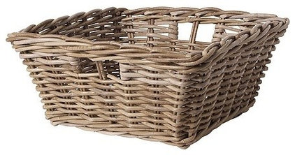 traditional baskets by IKEA