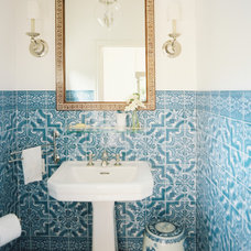 An Easy Bathroom Upgrade That Will Change Your Life - Design Inspiration - Lonny