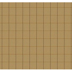 Westerly Tattersal in Twine - The 100% cotton fabric Westerly Tattersal in Twine
