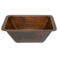 Rustic Bathroom Sinks by Lucido Luxe