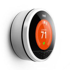 Home Decor Nest Learning Thermostat