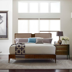 Brownstone Furniture Madison Bed - Brownstone Furniture Madison Bed