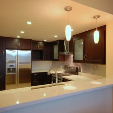 Contemporary  by Kitchen Inspiration Inc.