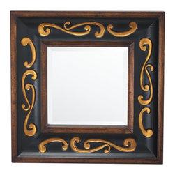 Kichler Lighting - Kichler Lighting 78159 Quill Traditional Mirror - Kichler Lighting 78159 Quill Traditional Mirror