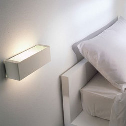 Oty Light | Box Ceiling Wall Light -Open Box -