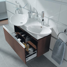 Contemporary Bathroom Vanities And Sink Consoles by UK Bathrooms