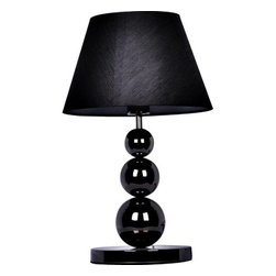 "All the Rages - All the Rages LT1022 Elegant Designs 19.29"" Height 1 Light Table Lamp - Specifications:"