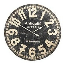 Clocks by Pier 1 Imports