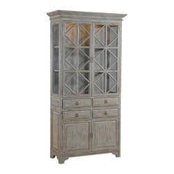 Ambella Home - New Ambella Home China Cabinet Mariedal - Product Details