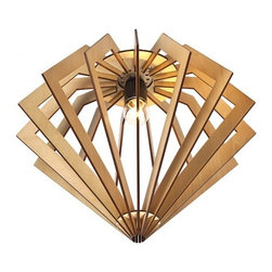 ParrotUncle - Designer Wood Diamond Pendant Lighting - Designer Wood Diamond Pendant Lighting
