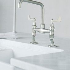 traditional kitchen faucets by Kallista Plumbing