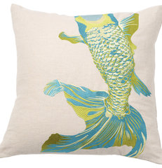 eclectic pillows by emma gardner design