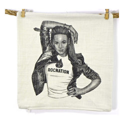 Beyonce Decorative Pillow Cover