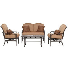 Contemporary Outdoor Lounge Sets by Home Decorators Collection